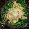 Krämig pasta med shimejisvamp